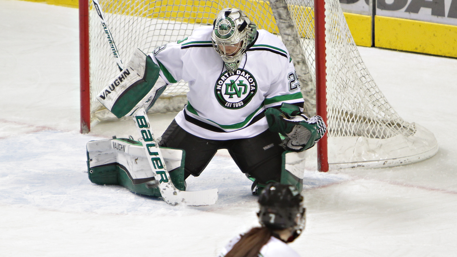 Shaw Invited To Usa Goalie Camp University Of North Dakota Athletics