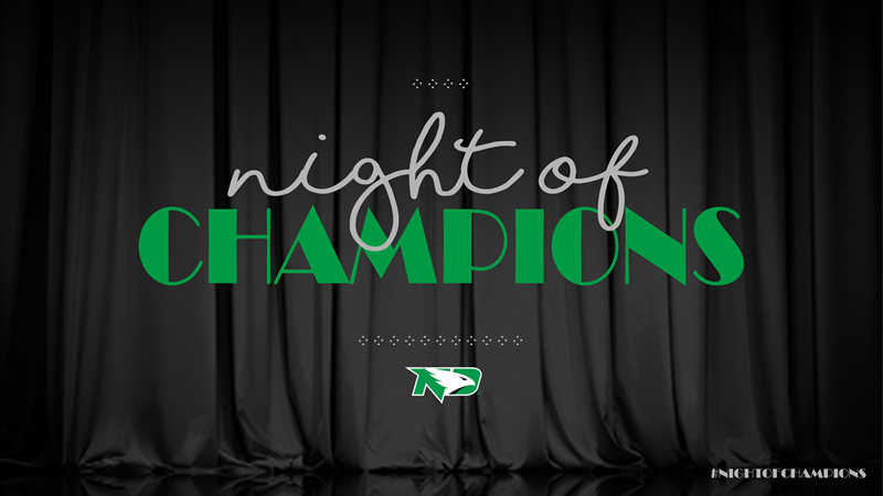 Finalists named for Night of Champions awards
