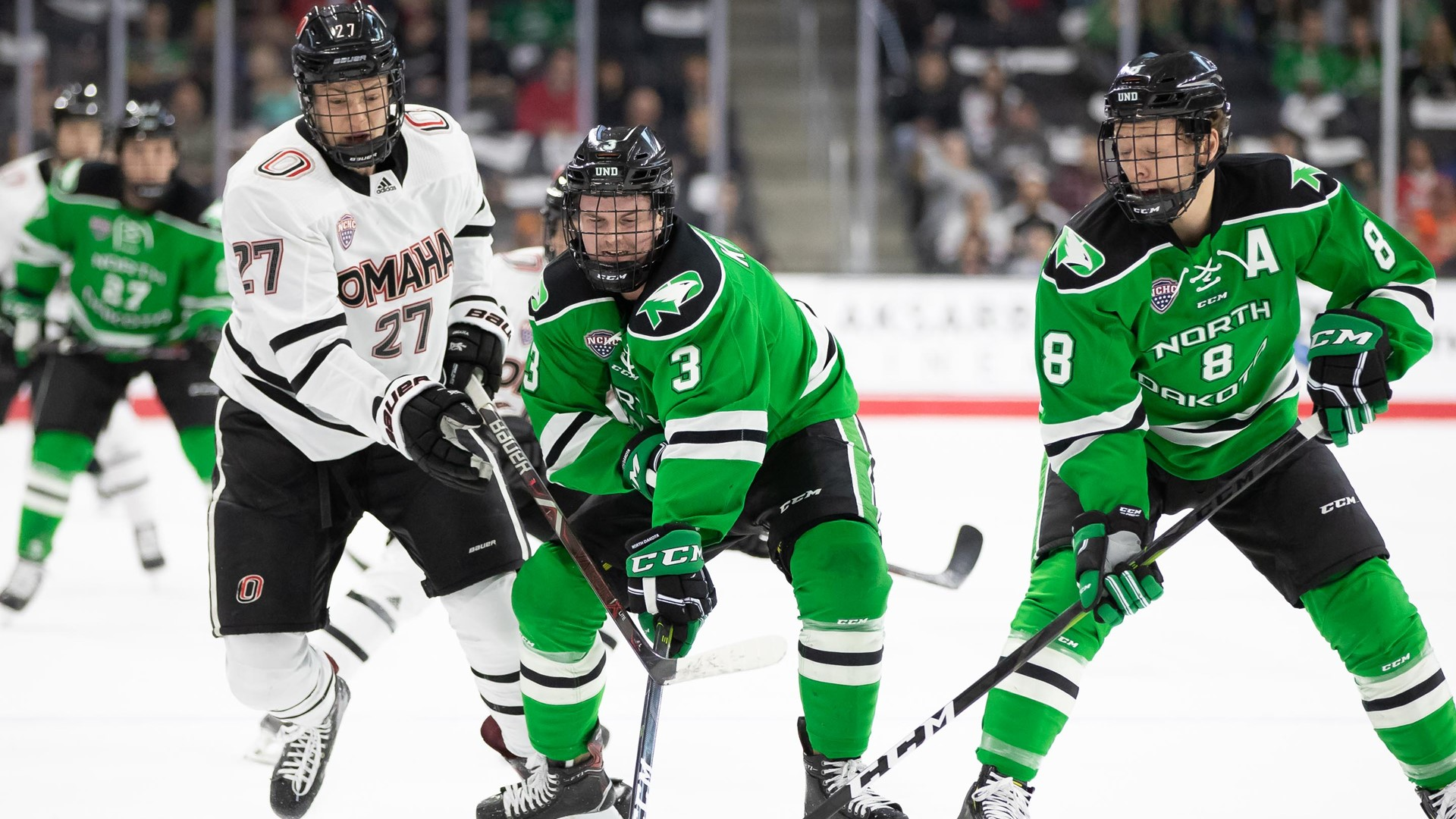 Notes Home Ice Still Up For Grabs University Of North Dakota