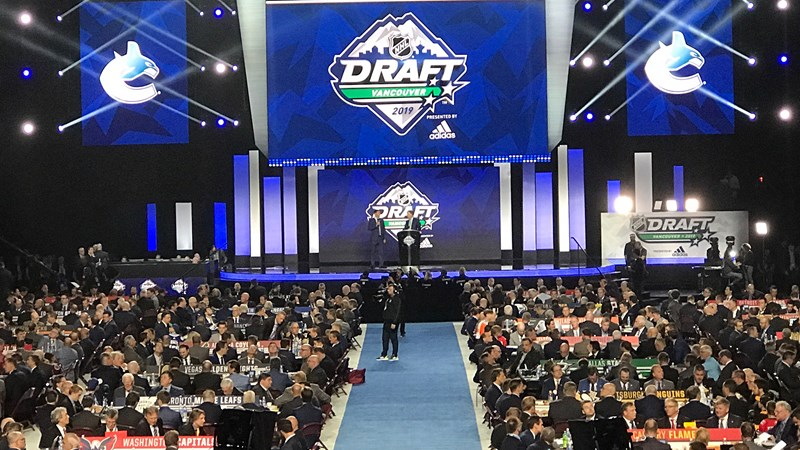 Berry sums up successful NHL Draft