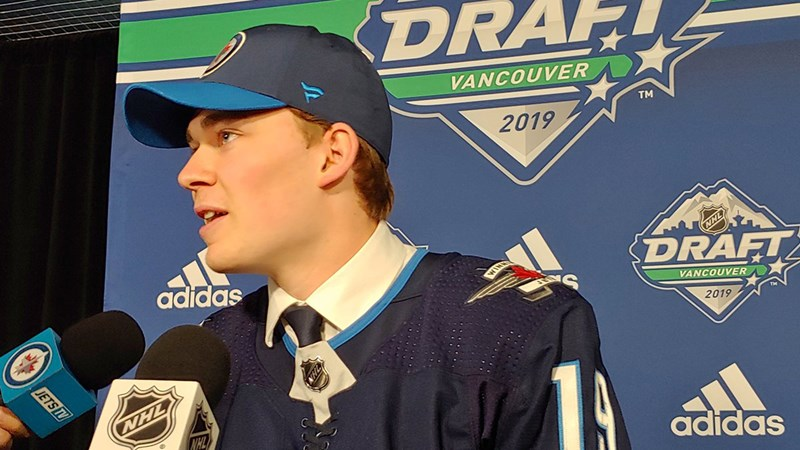 Incoming recruit Regina native Blaisdell picked in fifth round by Winnipeg