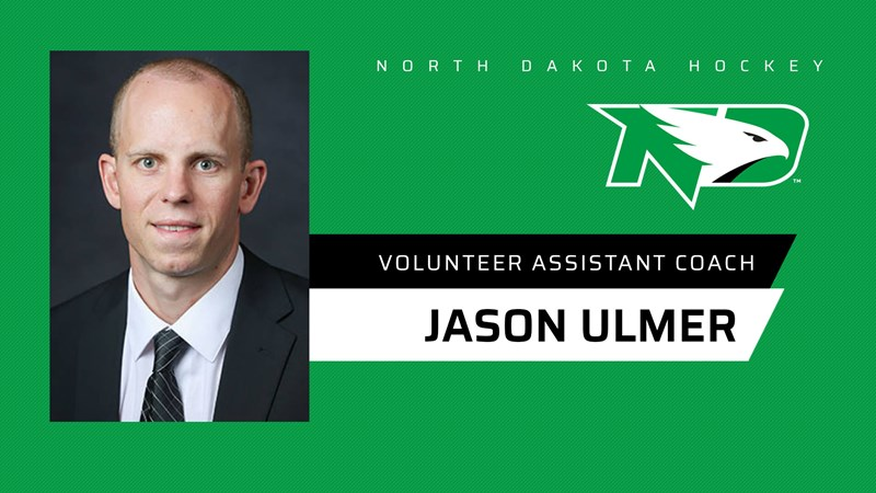 Ulmer to serve as volunteer assistant coach